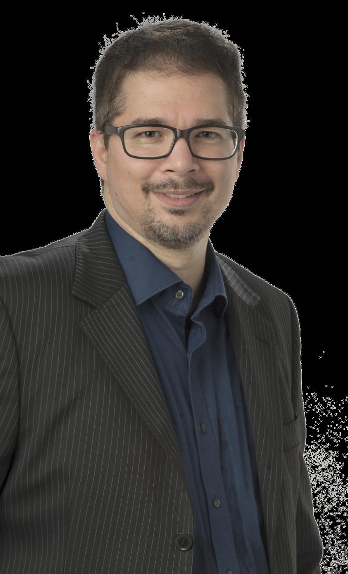 Portrait Ralf Fayad Technischer Analyst